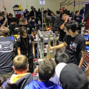 wilson first robotics 4