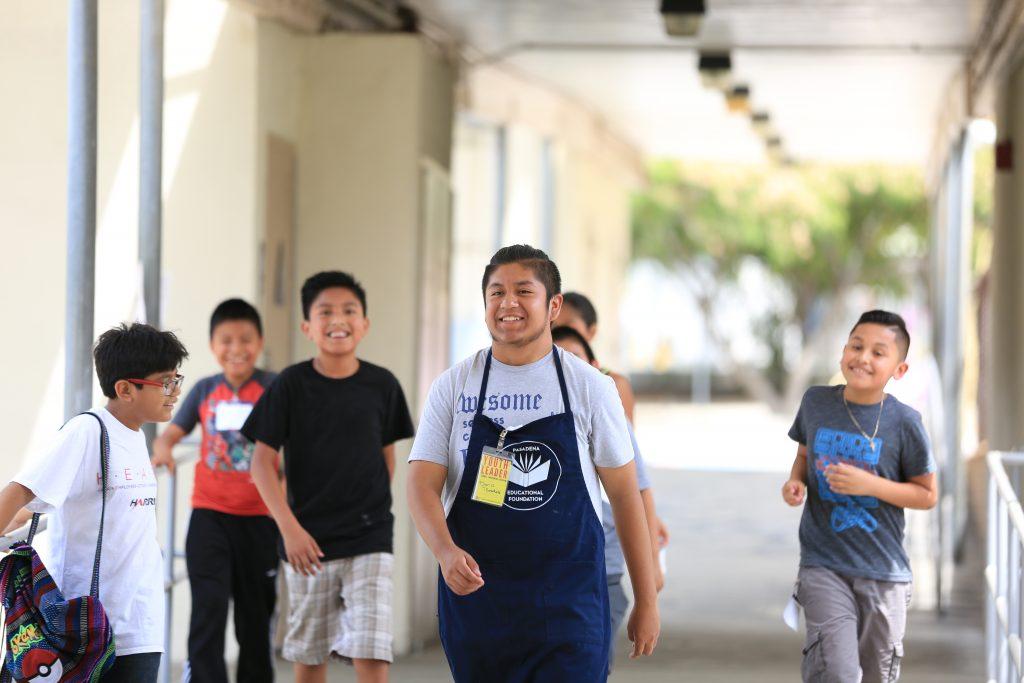 Summer Enrichment Program – Pasadena Educational Foundation