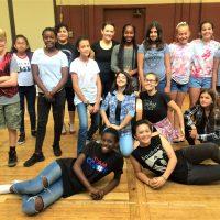 McK Dance Class w volunteers 2